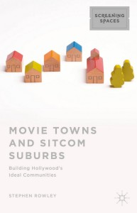 Movie Towns and Sitcom Suburbs cover - Click for Amazon listing